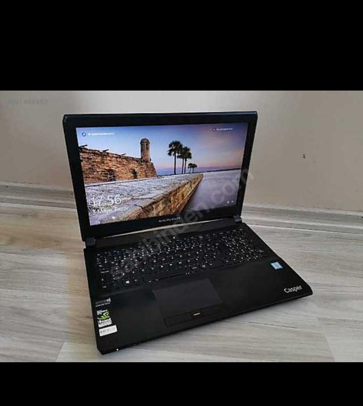 Casper Excalibur G500 Gaming Laptop