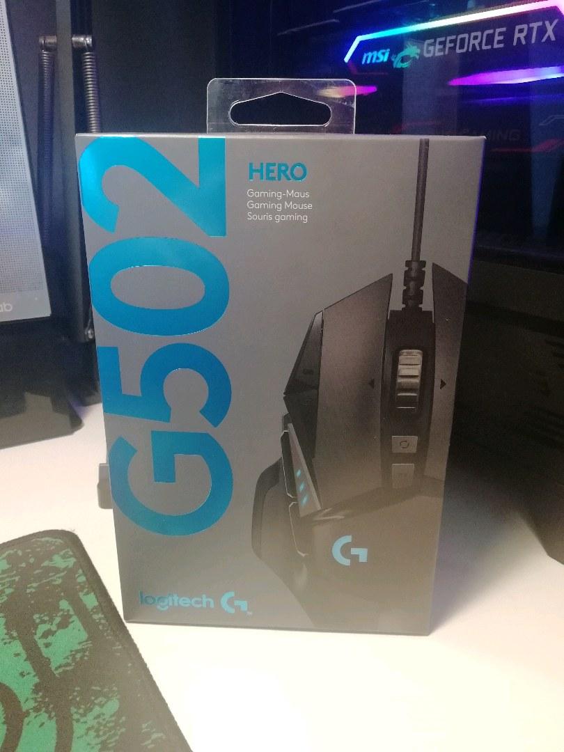 LOGITECH G502 Hero Sıfır
