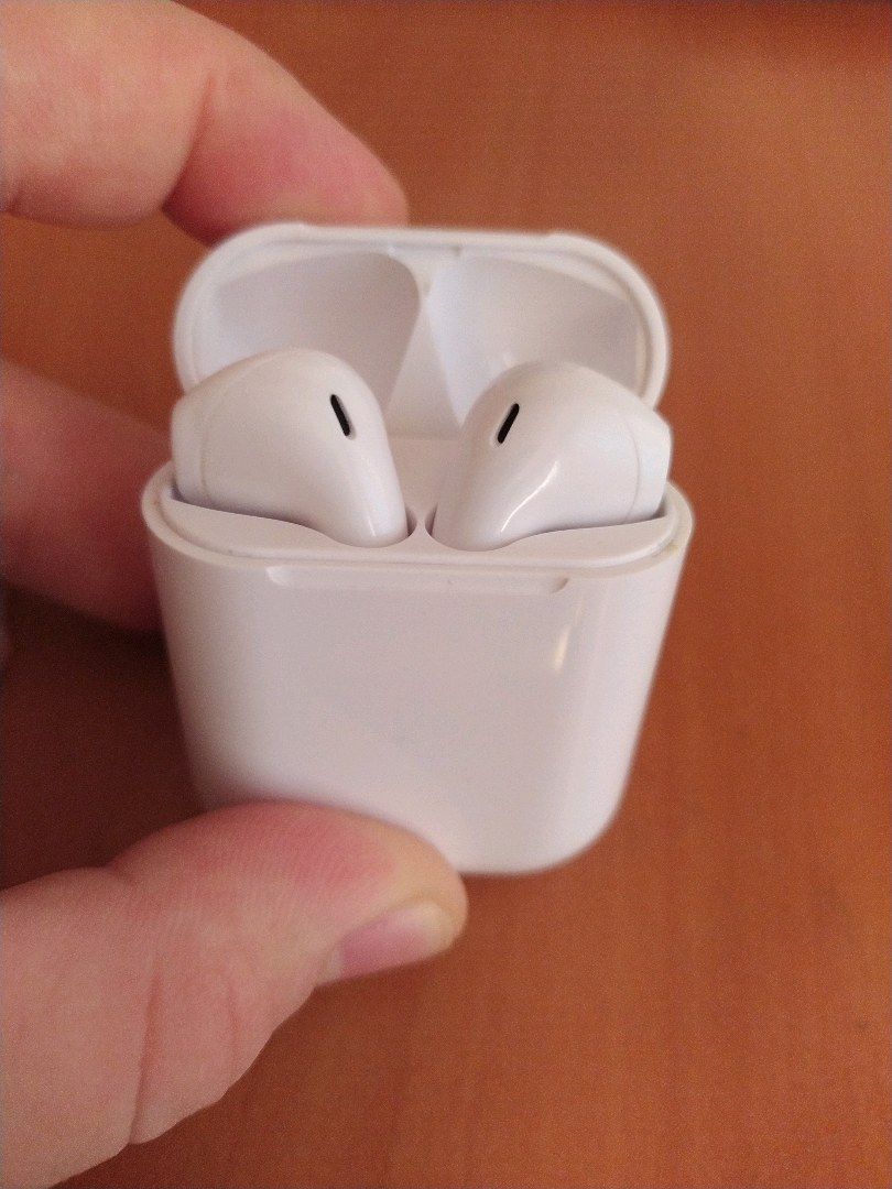 Tws i9s Universal Bluetooth Kulaklık+Silikon Kılıf