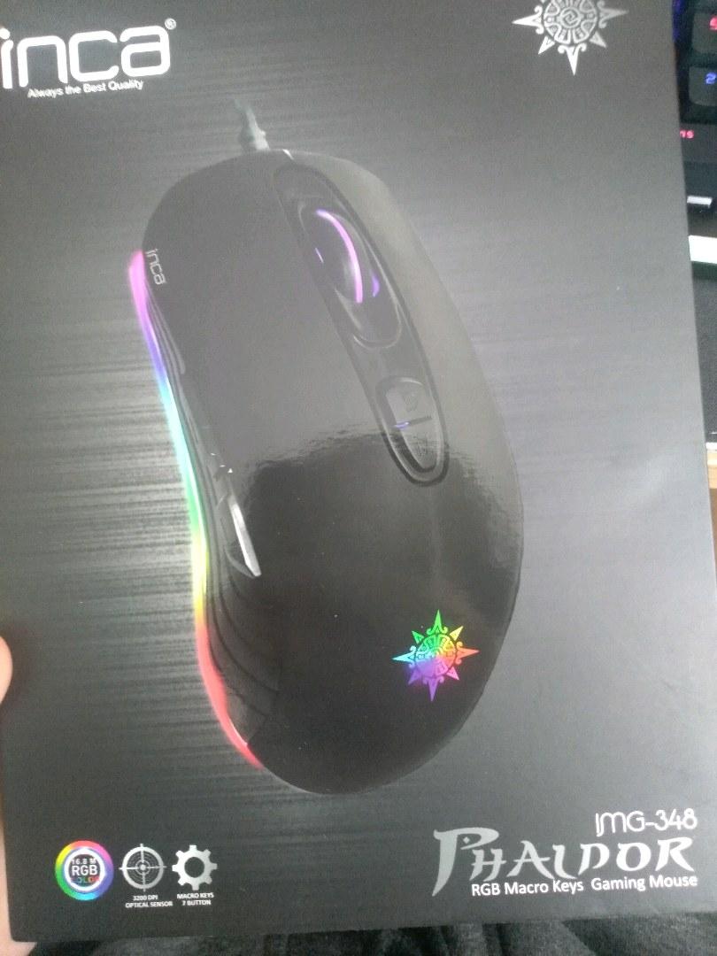 Rgb Oyuncu Mouse