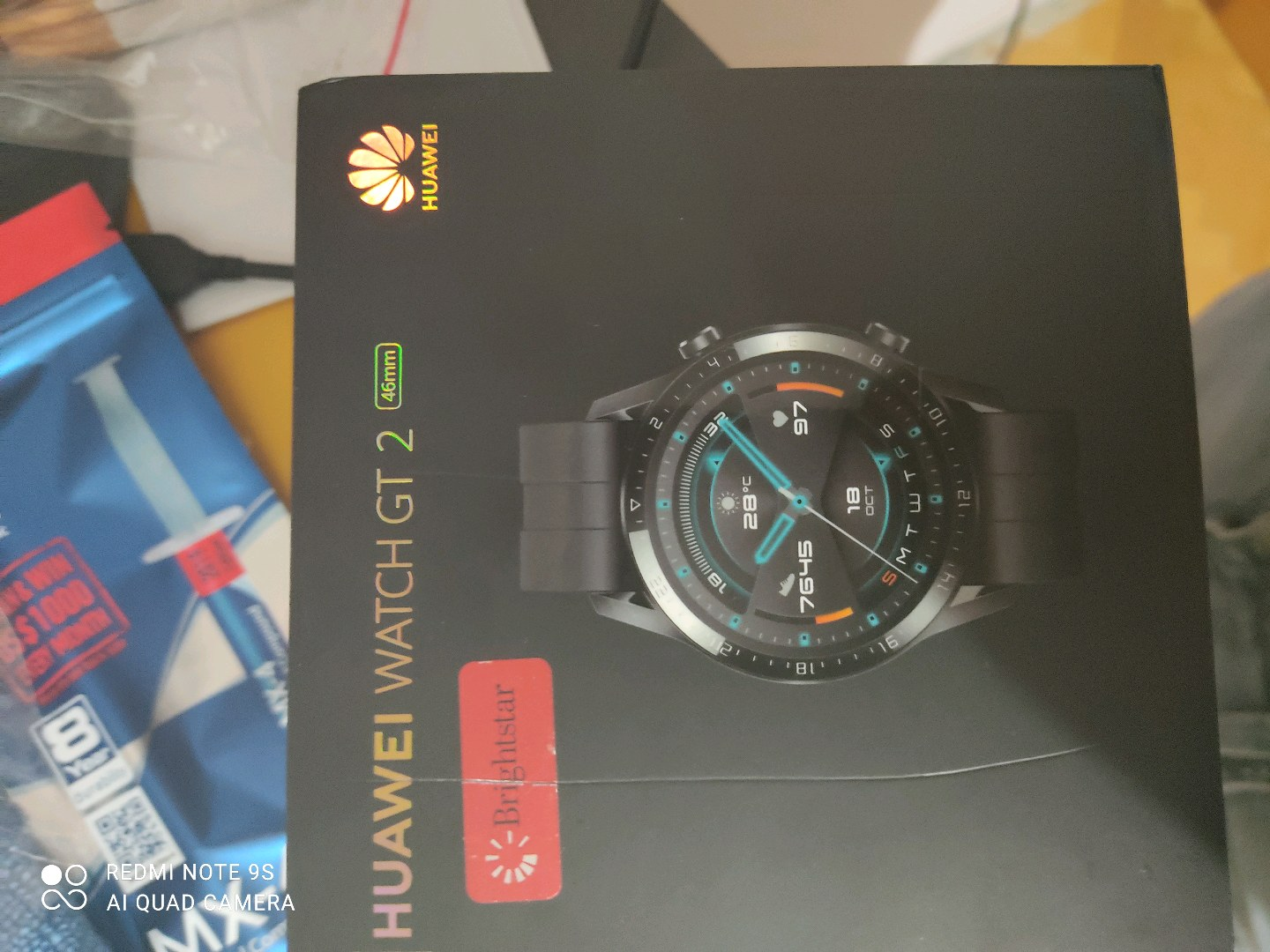 Huawei Watch GT2 46MM Sport