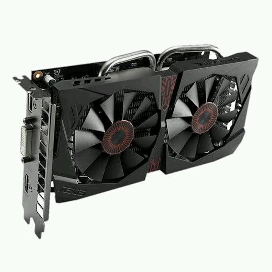 ASUS STRIX GTX 750 TI OC 2 GB