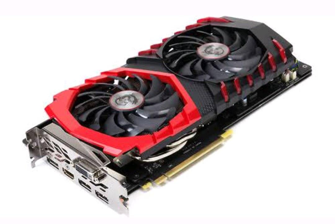 GARANTİLİ MSİ GAMİNG X GTX 1060 6 GB