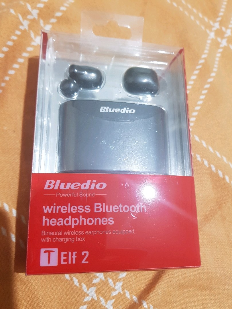 Bluedio T ELF 2 kablosuz (tws) kulaklık