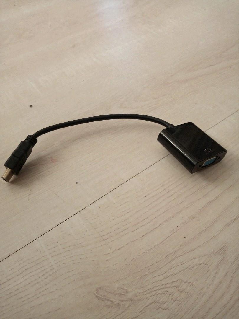 VGA HDMI dönüştürücü