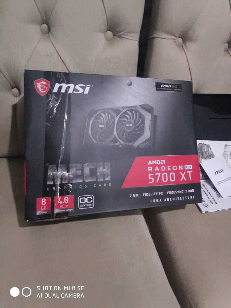 MSI 5700XT