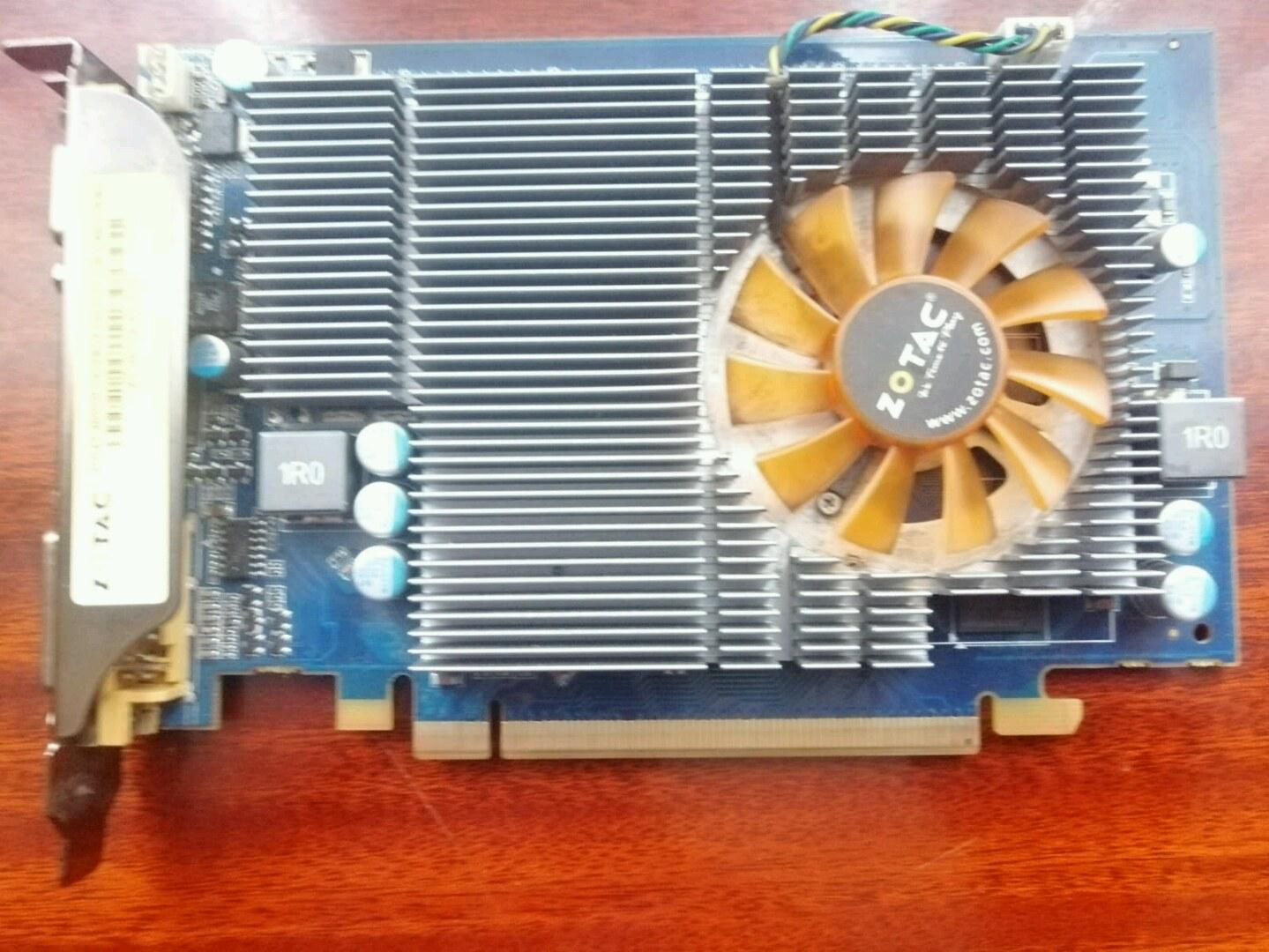 ZOTAC 9600 GT 1GB 128 BİT