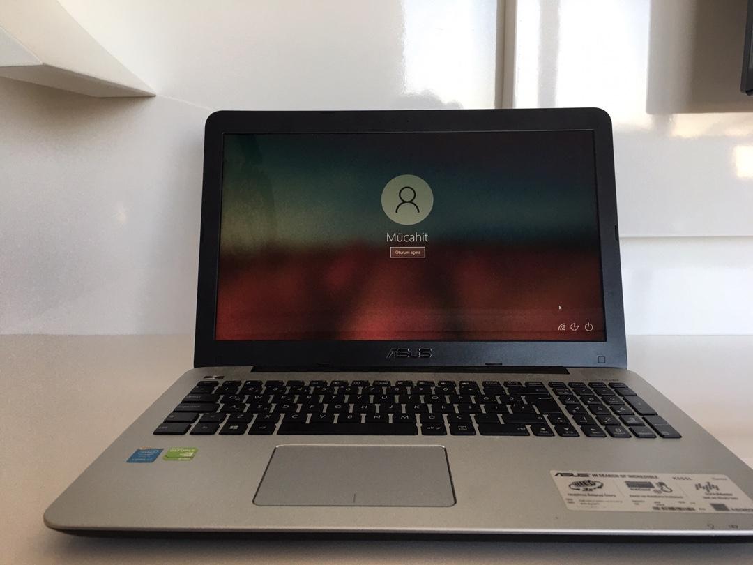 ASUS i7-5500u 5. Nesil Laptop