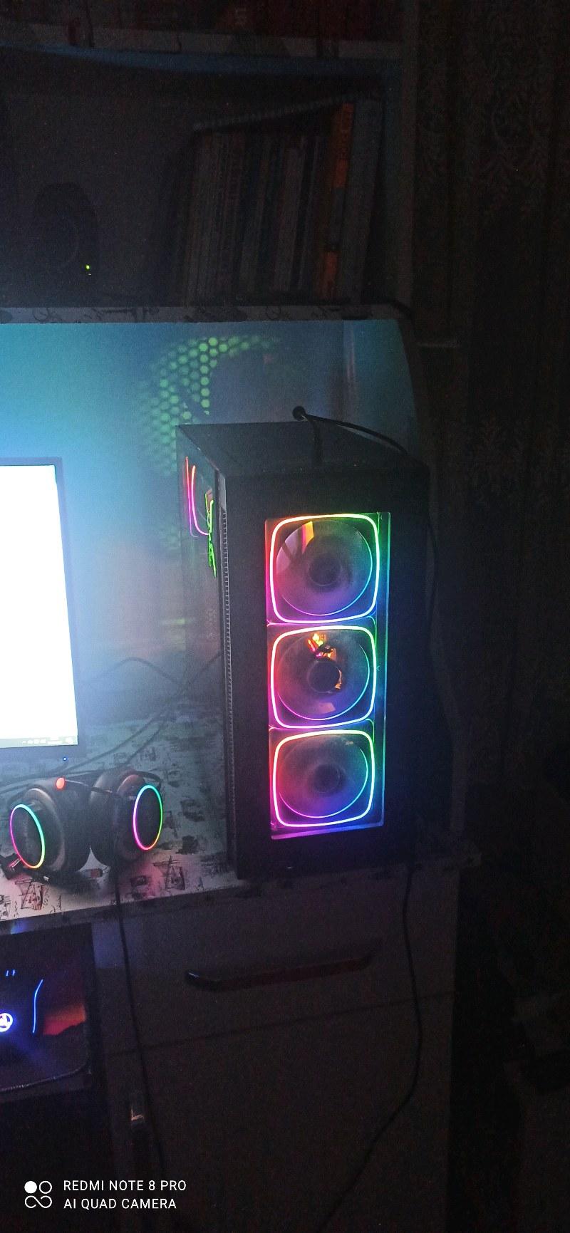DDR4 GAMİNG KASA