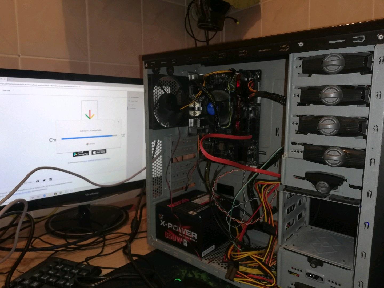 masaüstü bilgisayar kasası