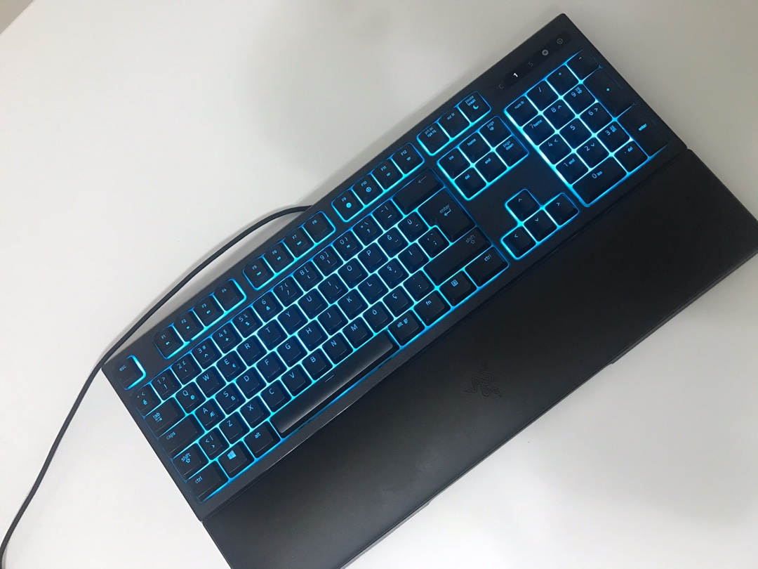 Razer Ornata Chroma RGB Gaming Klavye