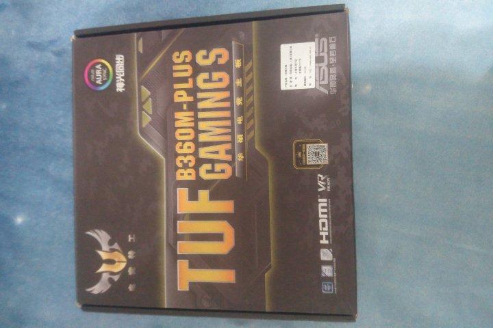 Asus TUF B360M-PLUS Gaming Sıfır Ürün!