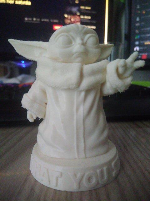 star wars bebek Yoda