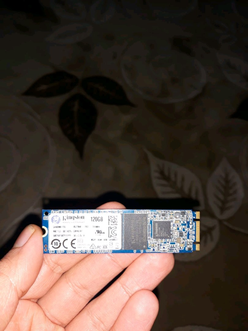 kingston 120 gb m2 ssd