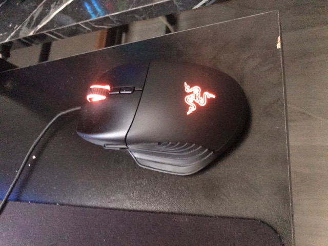 Razer basilisk mouse
