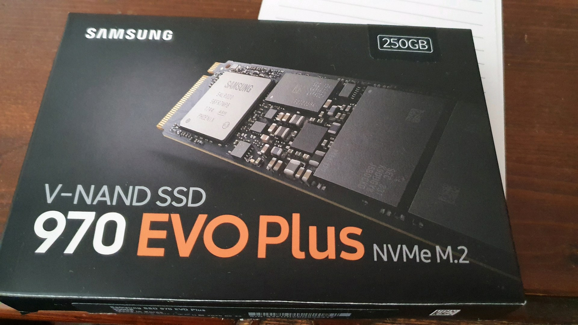 samsung 970 evo plus 250gb