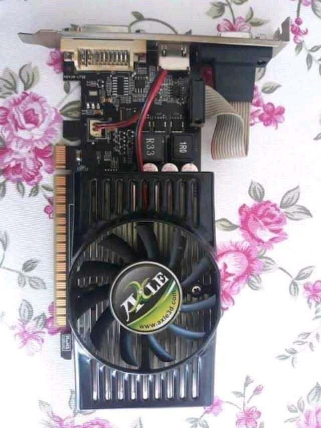 Axle Gt 430 2gb 128bit