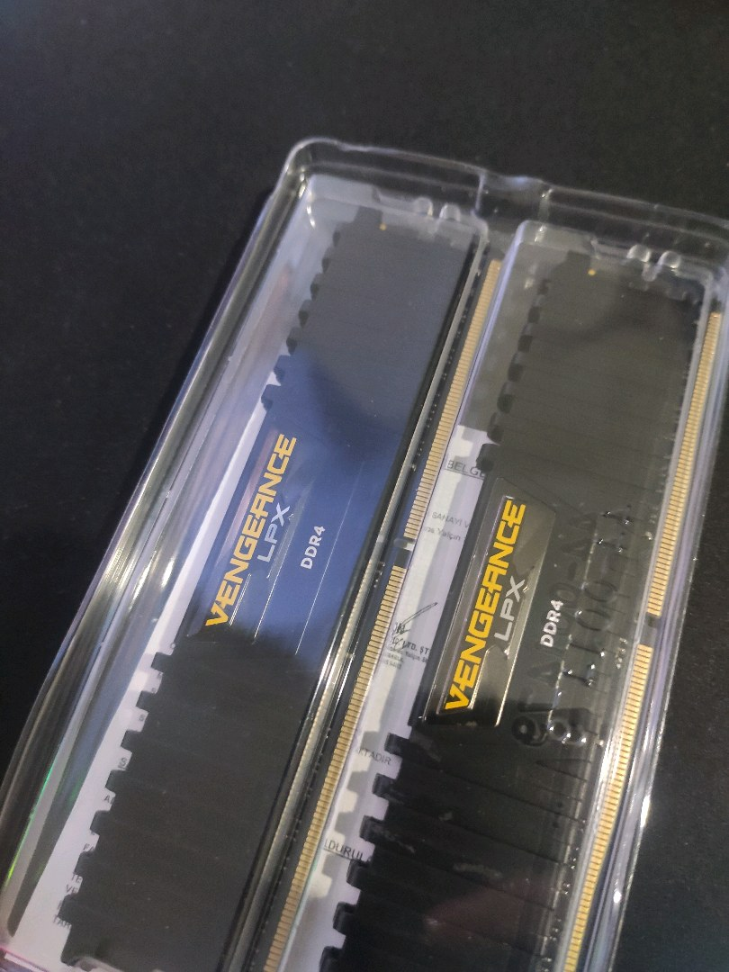 Corsair Vengeance LPX Ram