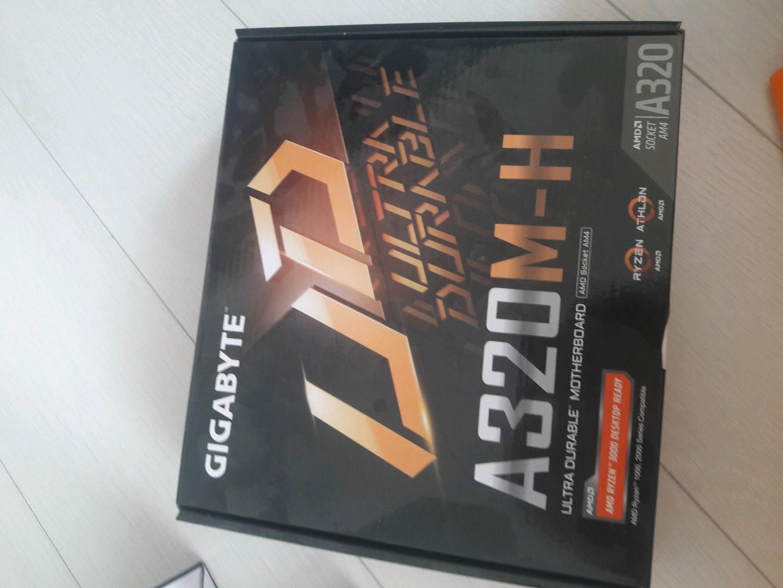 gigabyte A320 M