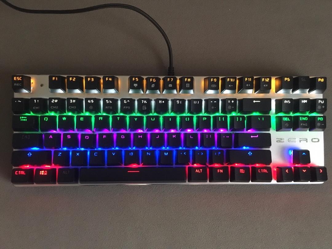 Metoo Zero X51 Mekanik Klavye