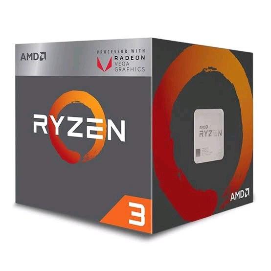 AMD Ryzen 3 2300X Soket AM4 3.5GHz