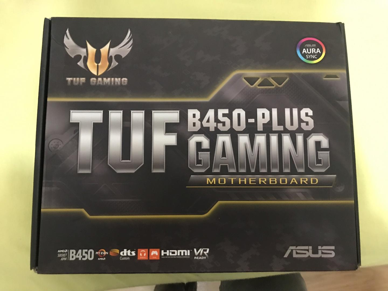 asus tuf b450 plus gaming