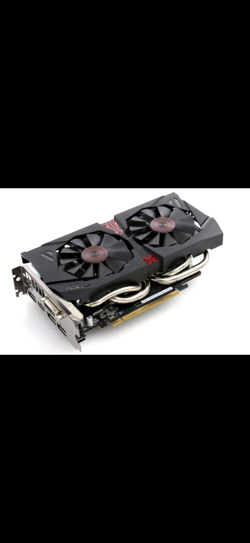 ASUS GTX 960 ROG STRIX OC 4 GB