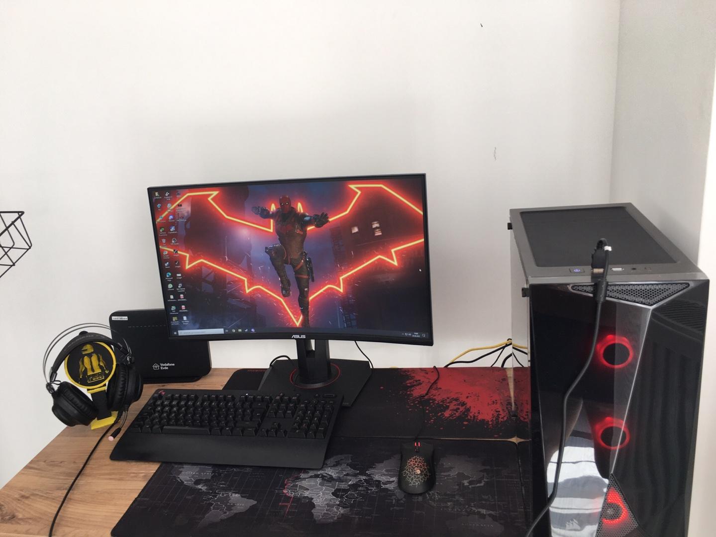üst düzey oyuncu bilgisayarı