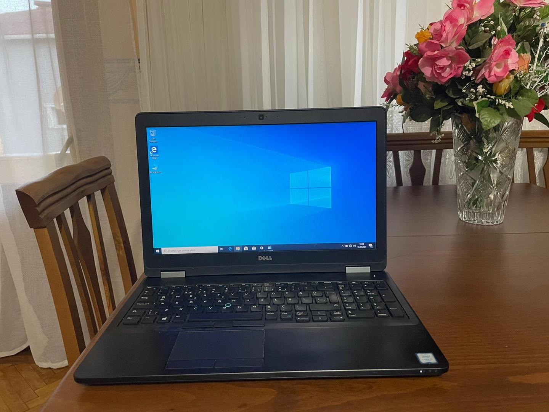 Dell E5570 N030LE557015EMEA_W i7-6820HK