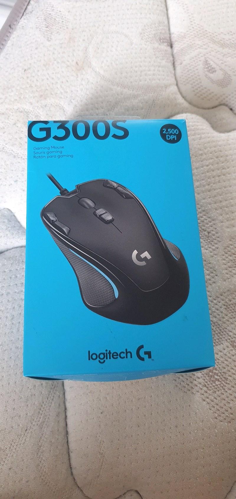 Logitech G300s Oyuncu Mouse