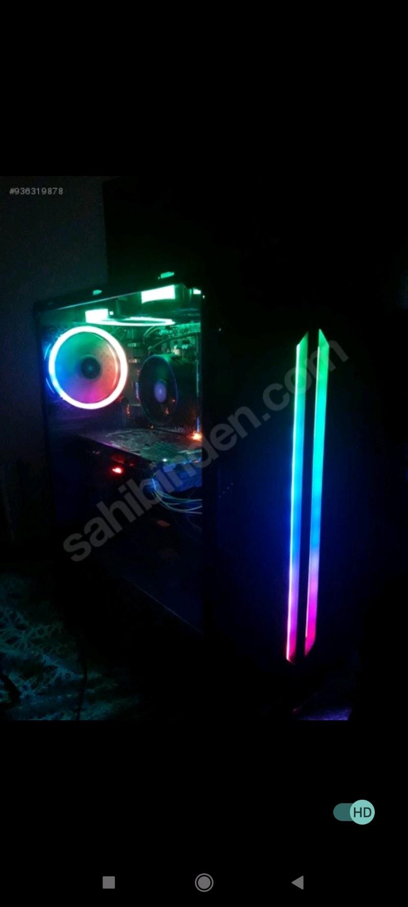 uygun fiyatli. RX 570 PC