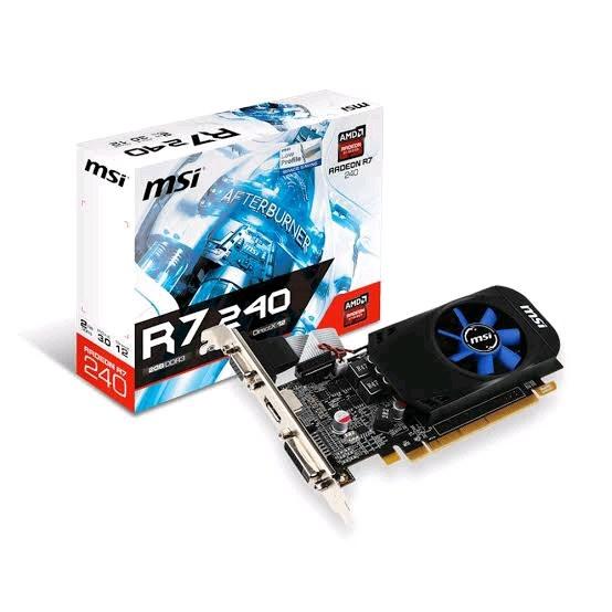R7 240 2GB