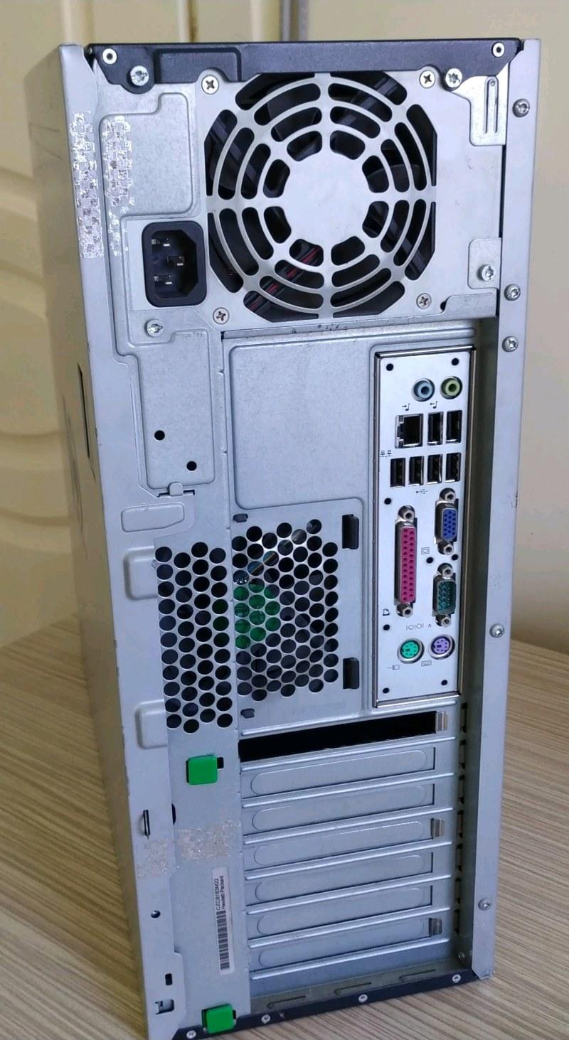 HP Compaq DC7800 + 4GB RAM + 160GB HDD
