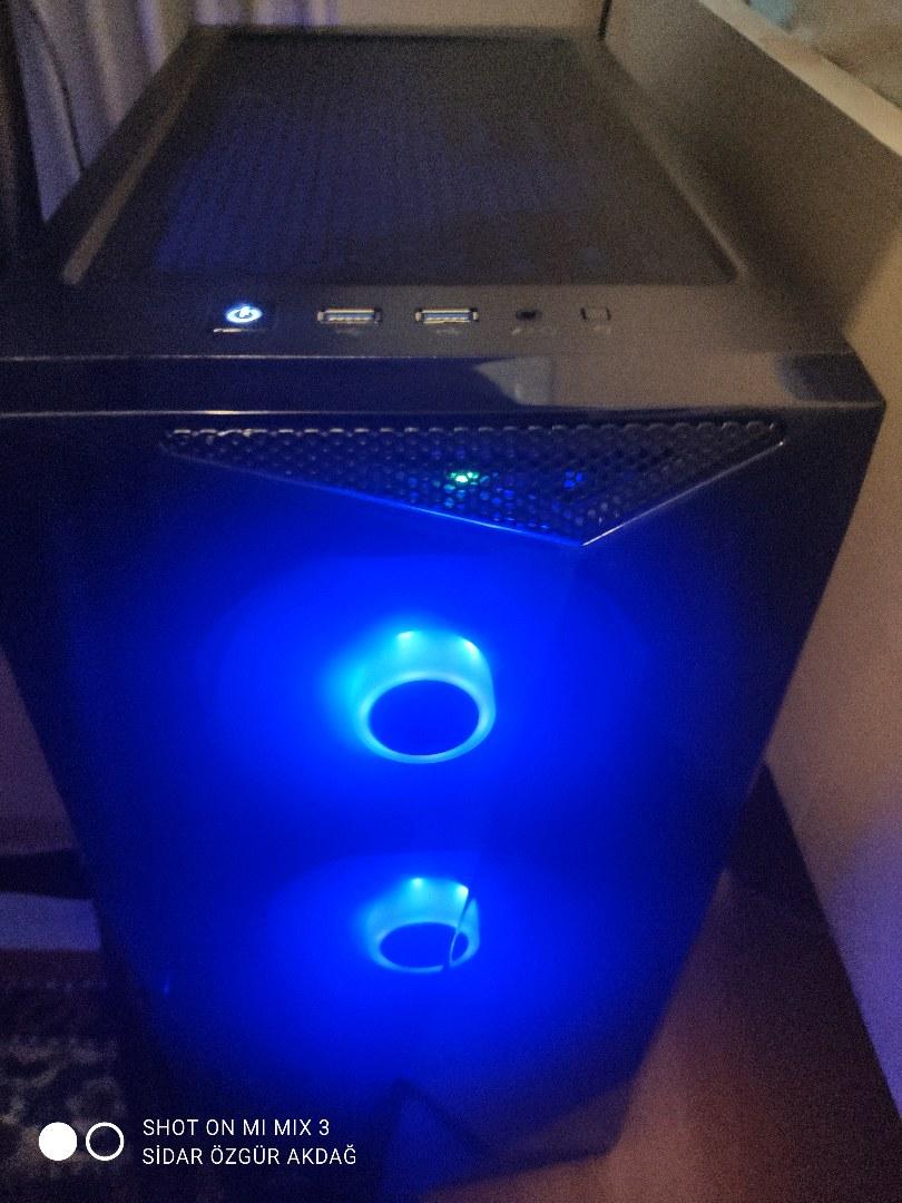 R5 3500X RTX 2060 8 GB SÜPER PC