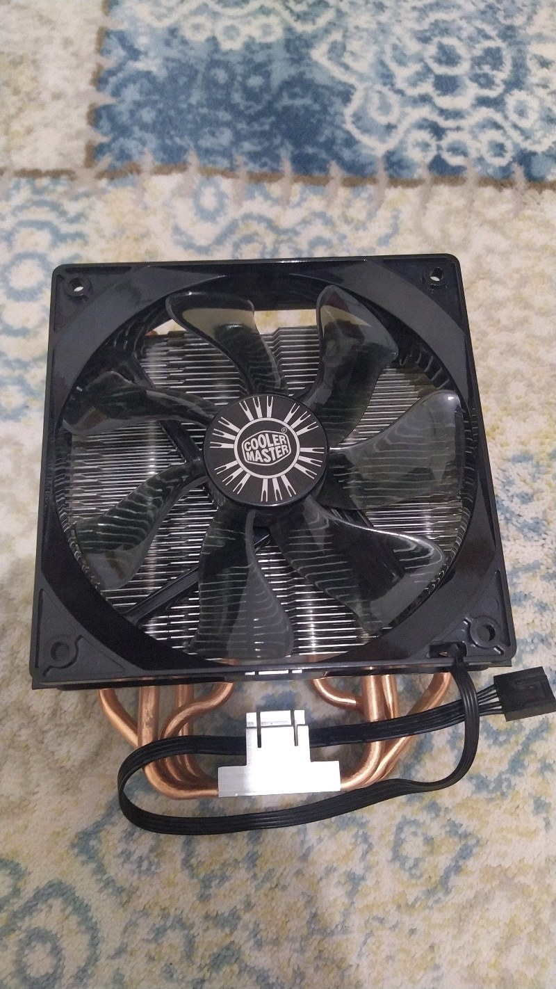 kule tipi işlemci soğutucu fan anakartlara uyumlu