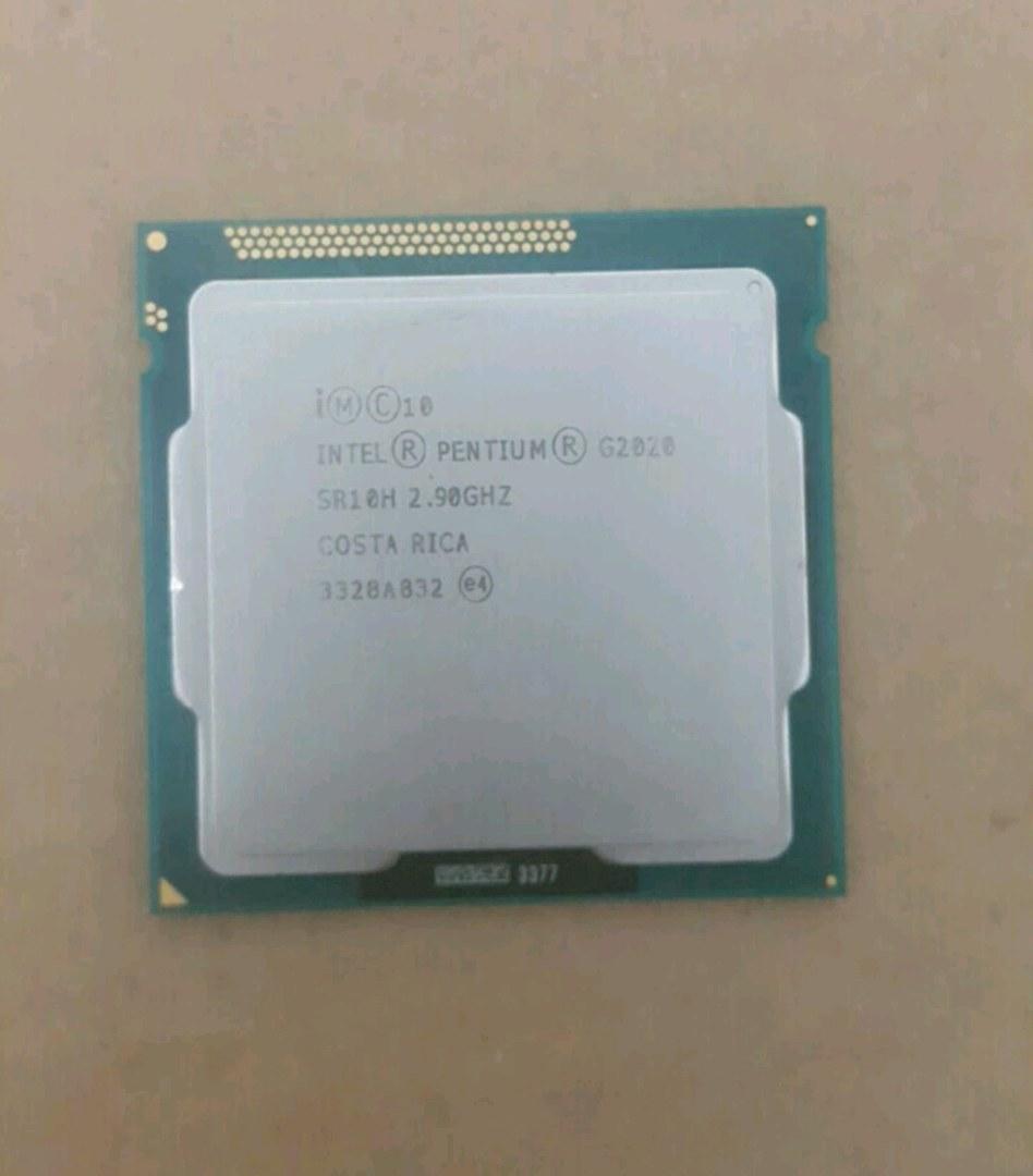 Intel® Pentium® G2020 İşlemci 3M Önbellek, 2.90 GHz İşlemci