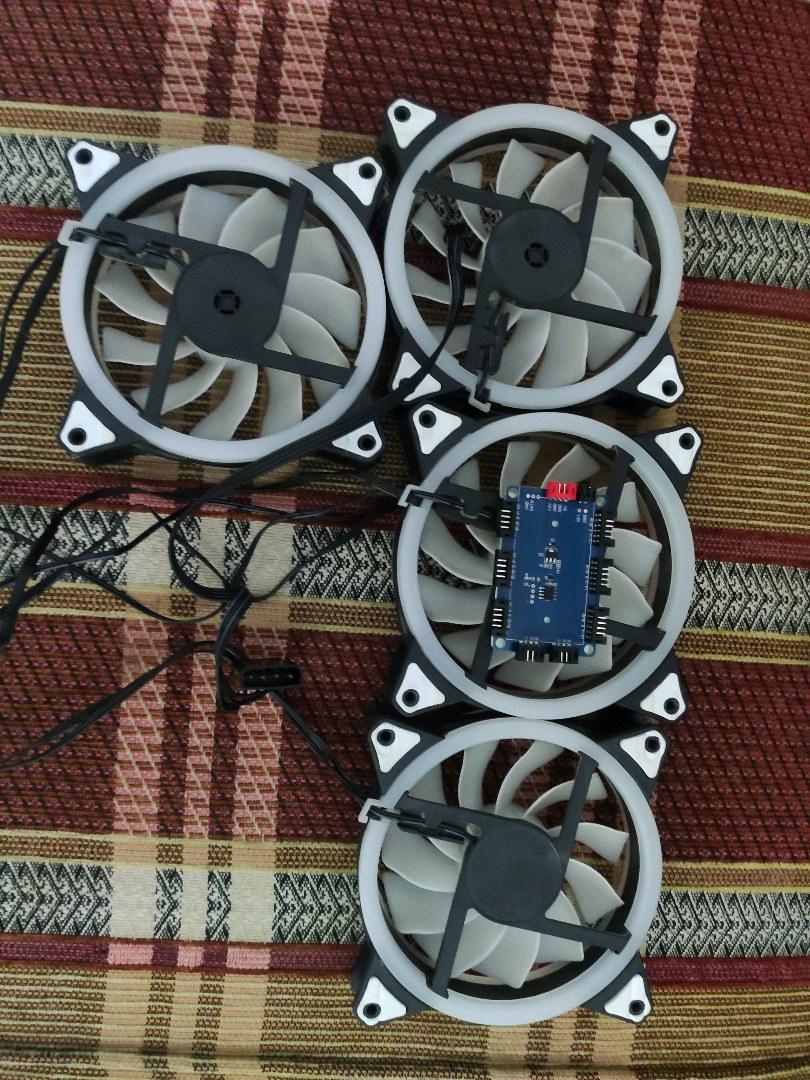 kontrolcülü kasa fanı