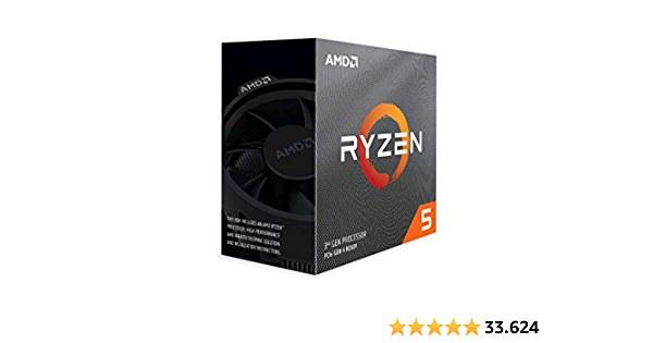 Ryzen 5 3600 SIFIR İŞLEMCİ CPU