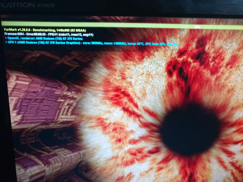 Sapphire Radeon R7370 Ekran Kartı 4 GB 256 Bit