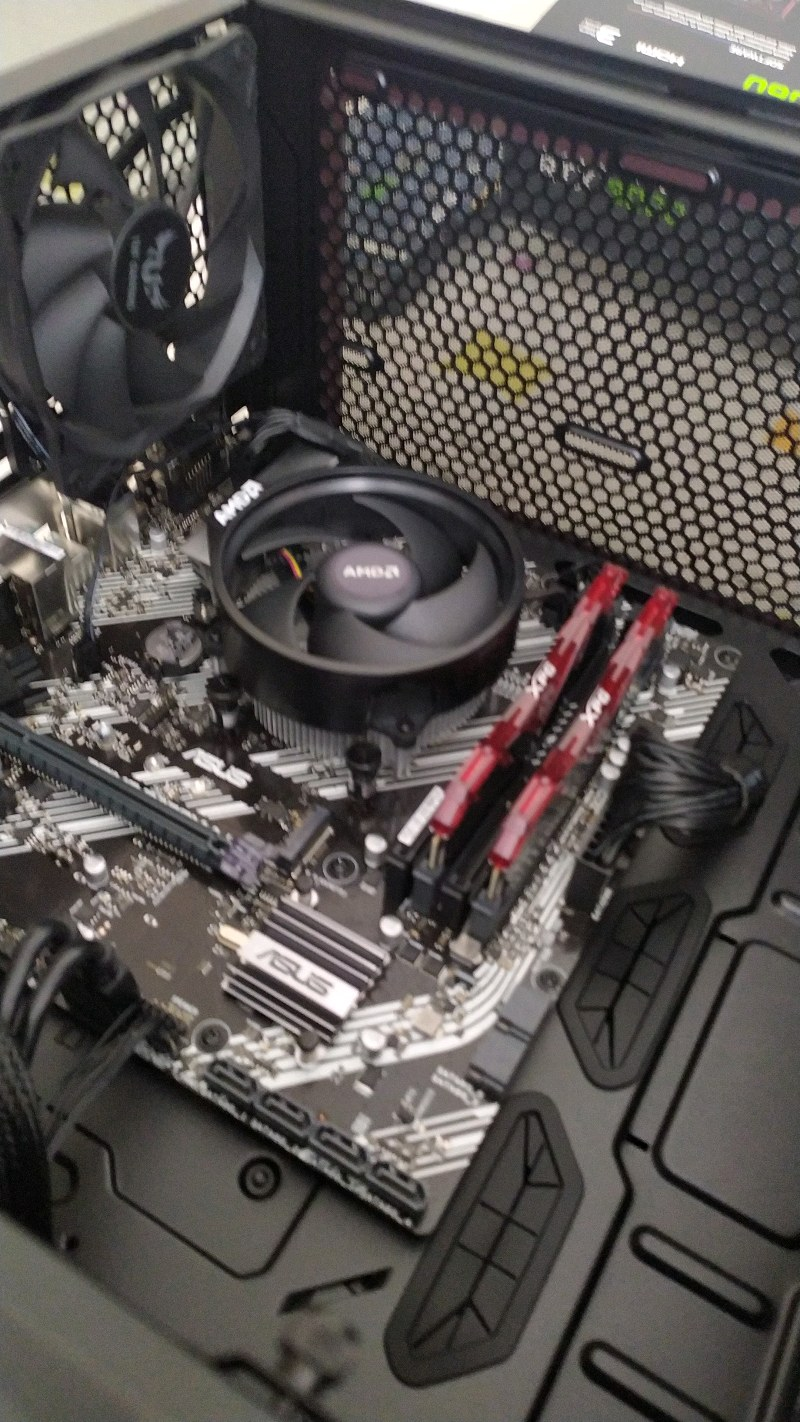 Asus Prime B450M-A II rgb anakart